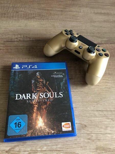 Der letzte Boss in Dark Souls Remastered |Gedankenspiel