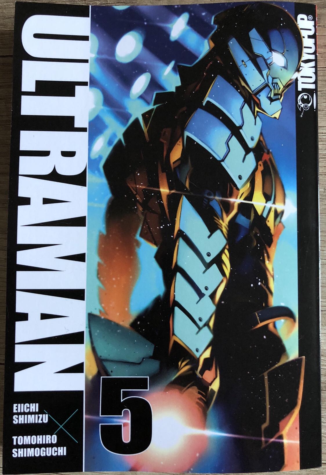 Ultraman 05 |Review