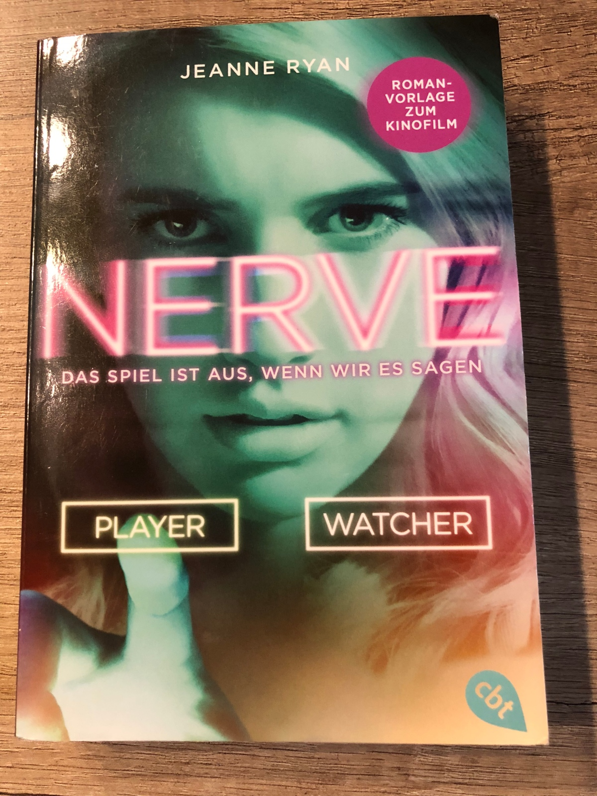 Nerve (Roman) |Review