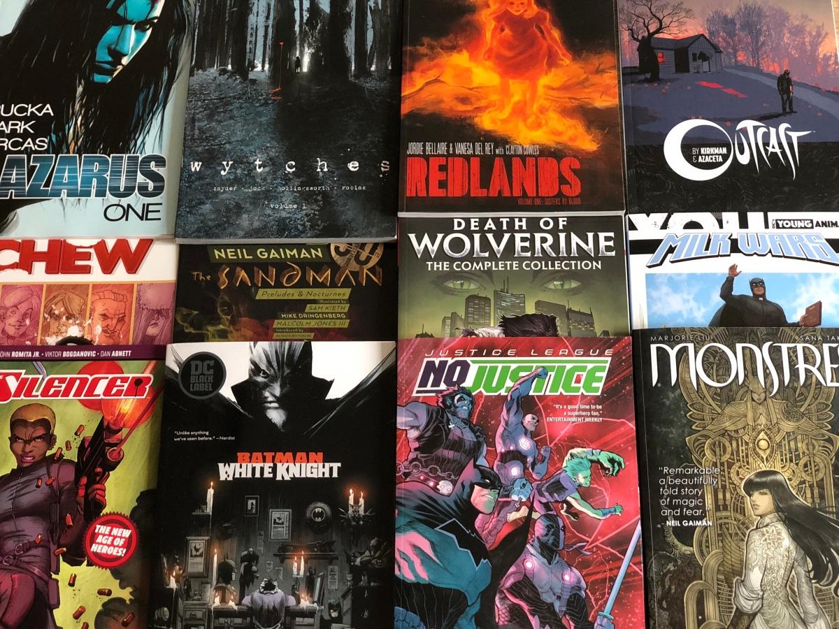 Comics sind mehr als Bilderbücher für Kinder! | Gedankenspiel[Ankündigung]