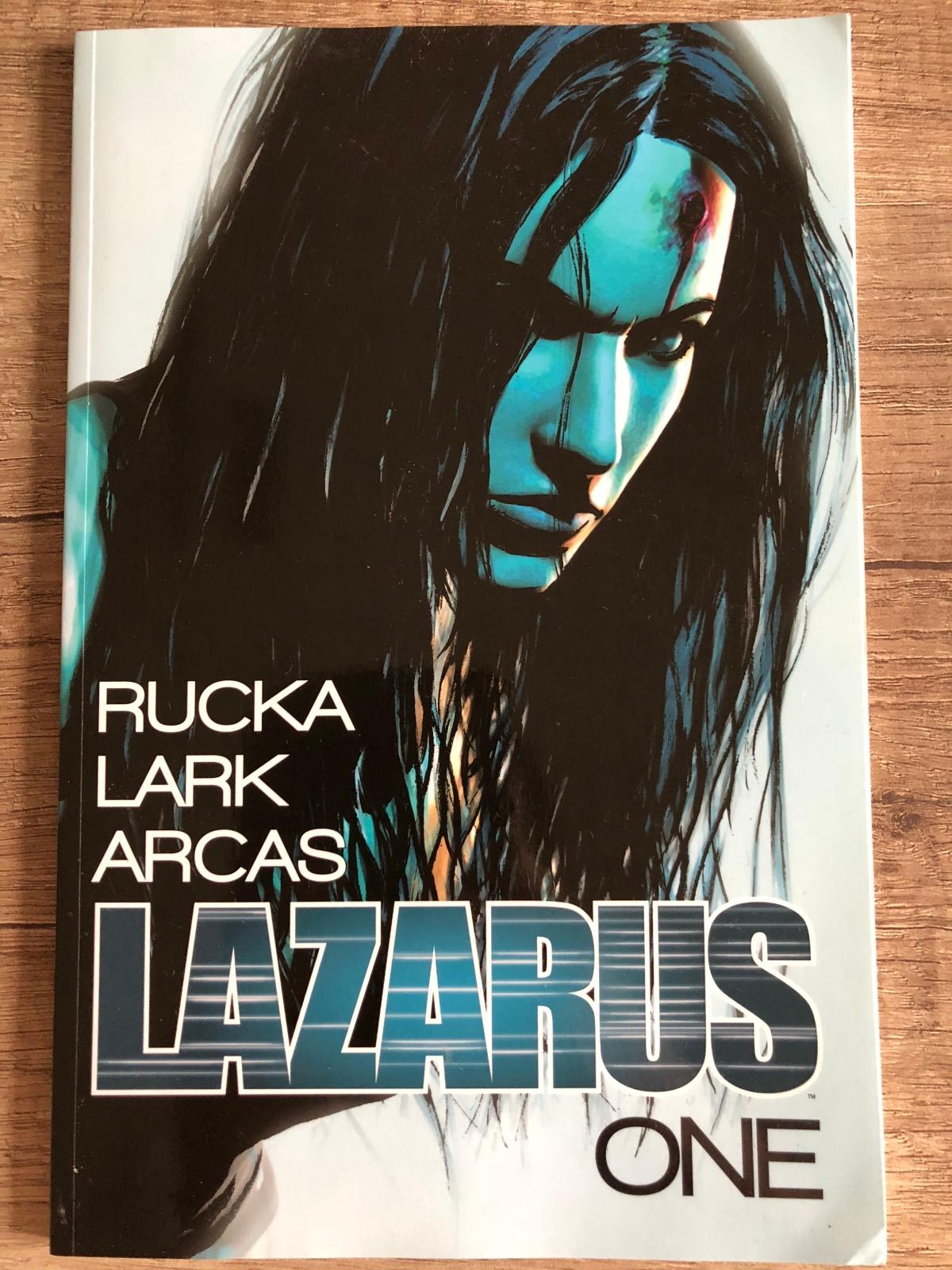 Lazarus Vol. 1: Family |Review