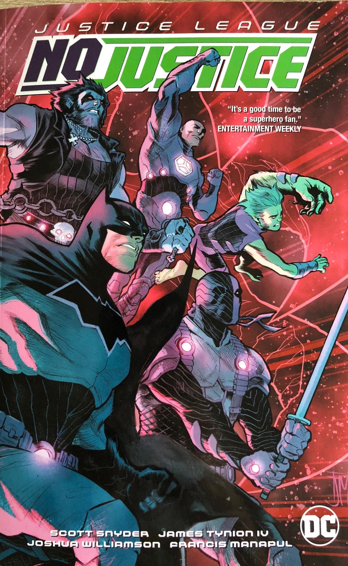 Justice League: No Justice|Review