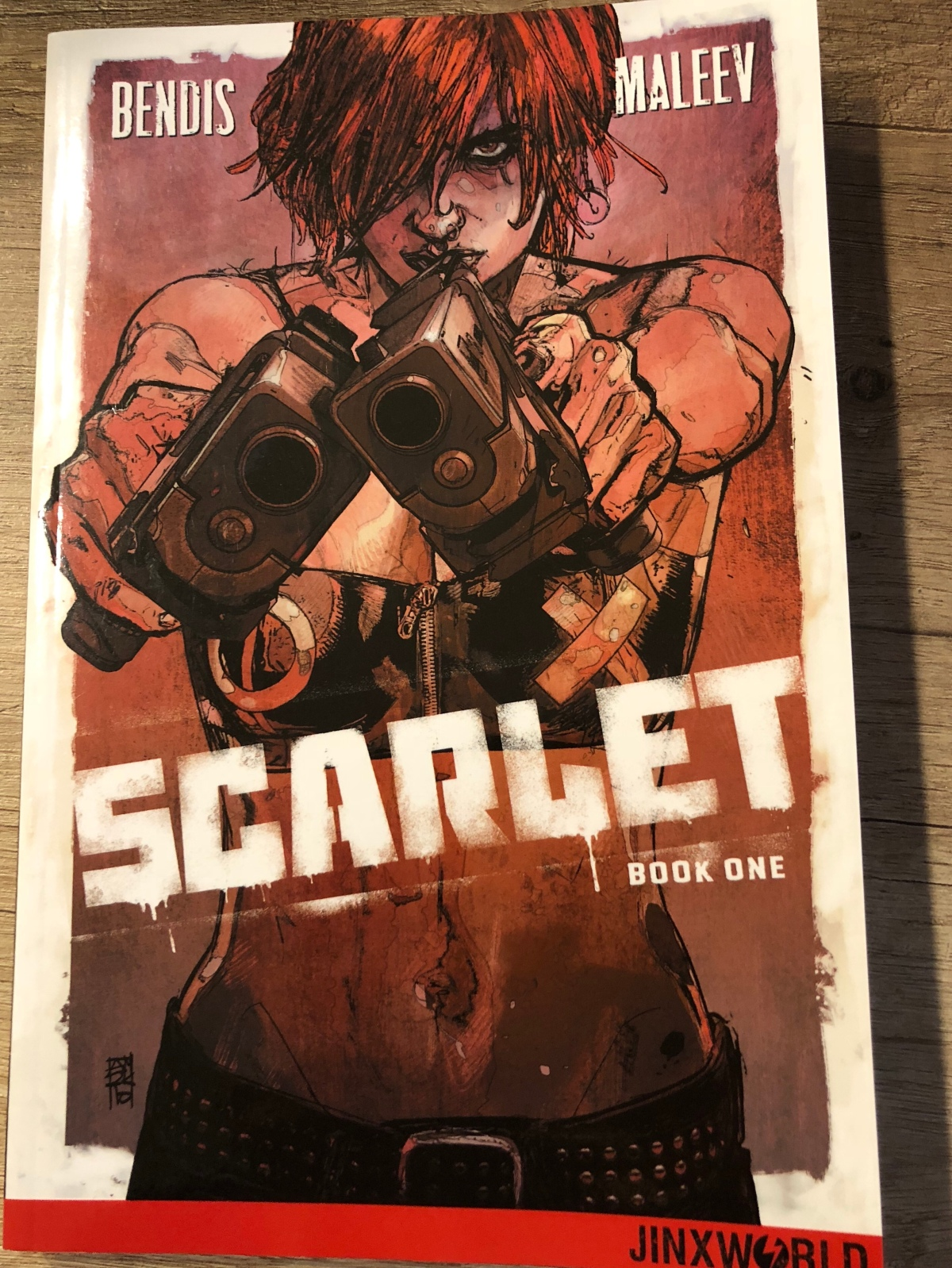 Scarlet Book One |Review