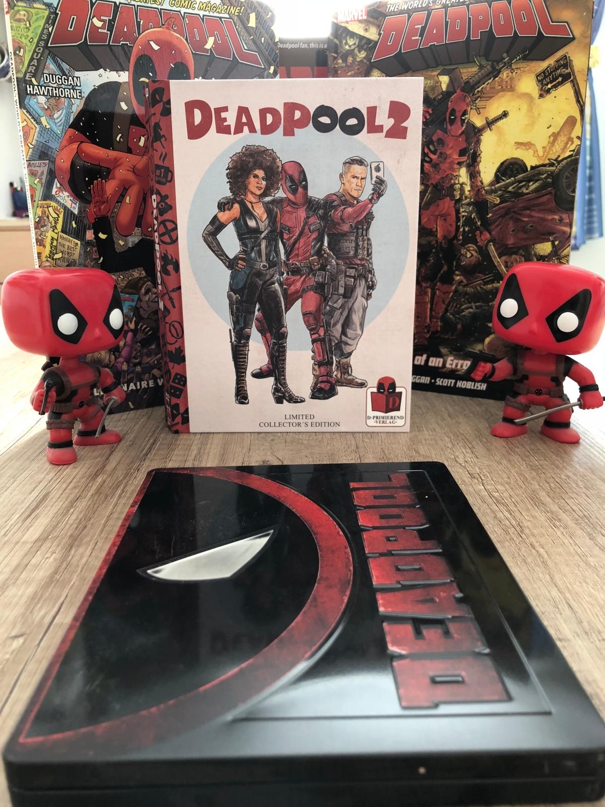 Wer ist … Deadpool? | Gedankenspiel [Wer ist … #5] +GEWINNSPIEL