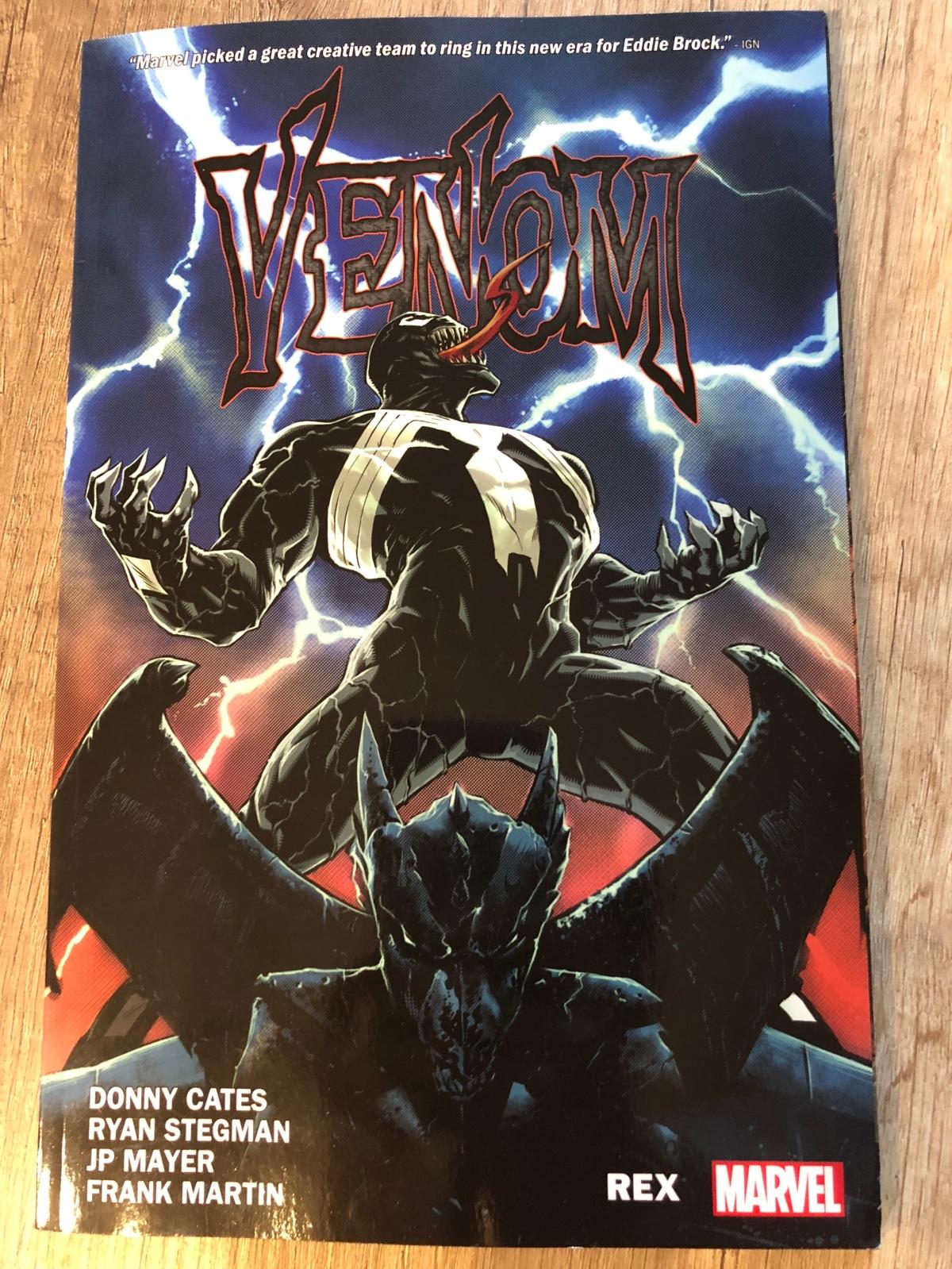 Venom by Donny Cates Vol. 1: Rex |Review