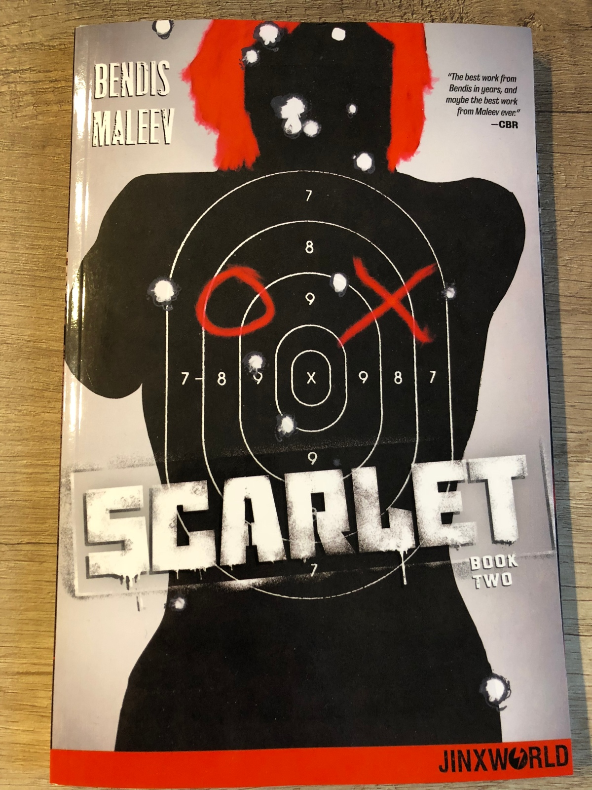 Scarlet Book Two |Review