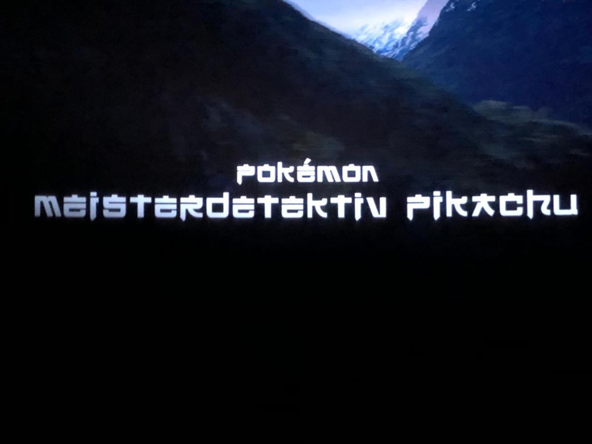 Pokemon: Meisterdetektiv Pikachu | Podcast| Movietalk #2 (A SuperbrosOriginal)