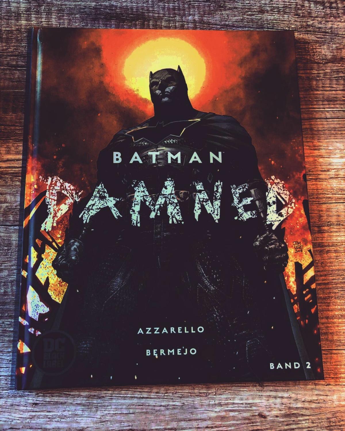 Der Horror geht weiter … | Batman Damned Band 2 |Gedankenspiel