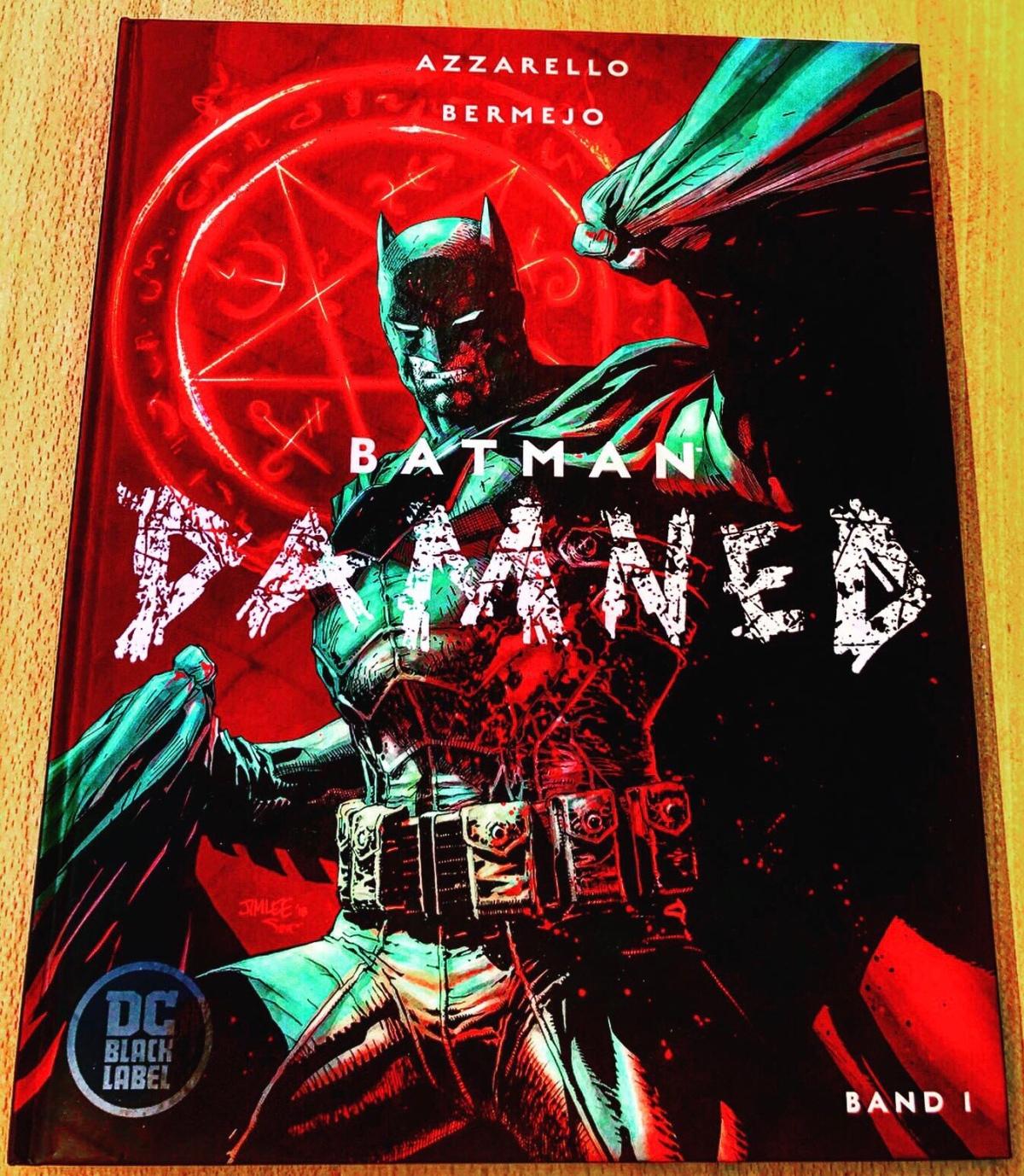 Der düstere Einstieg | Batman Damned Band 1 |Gedankenspiel