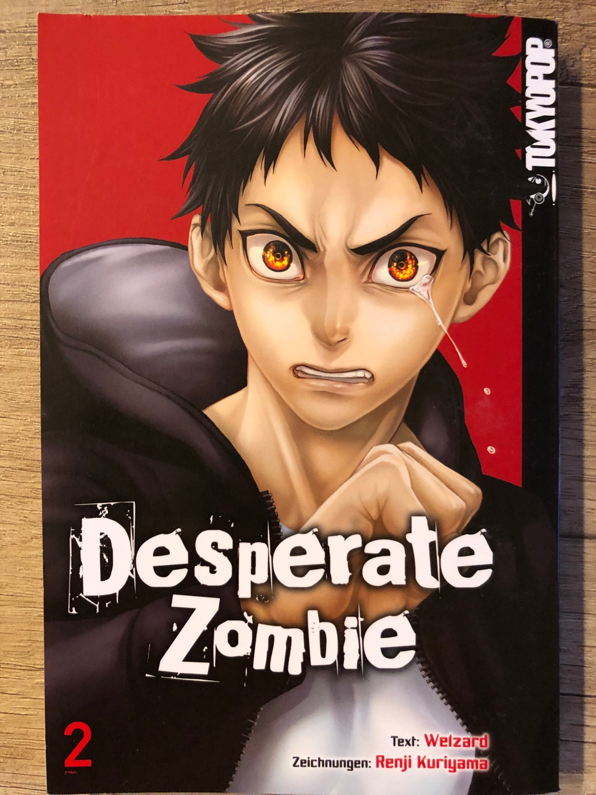 Desperate Zombie 02 |Review