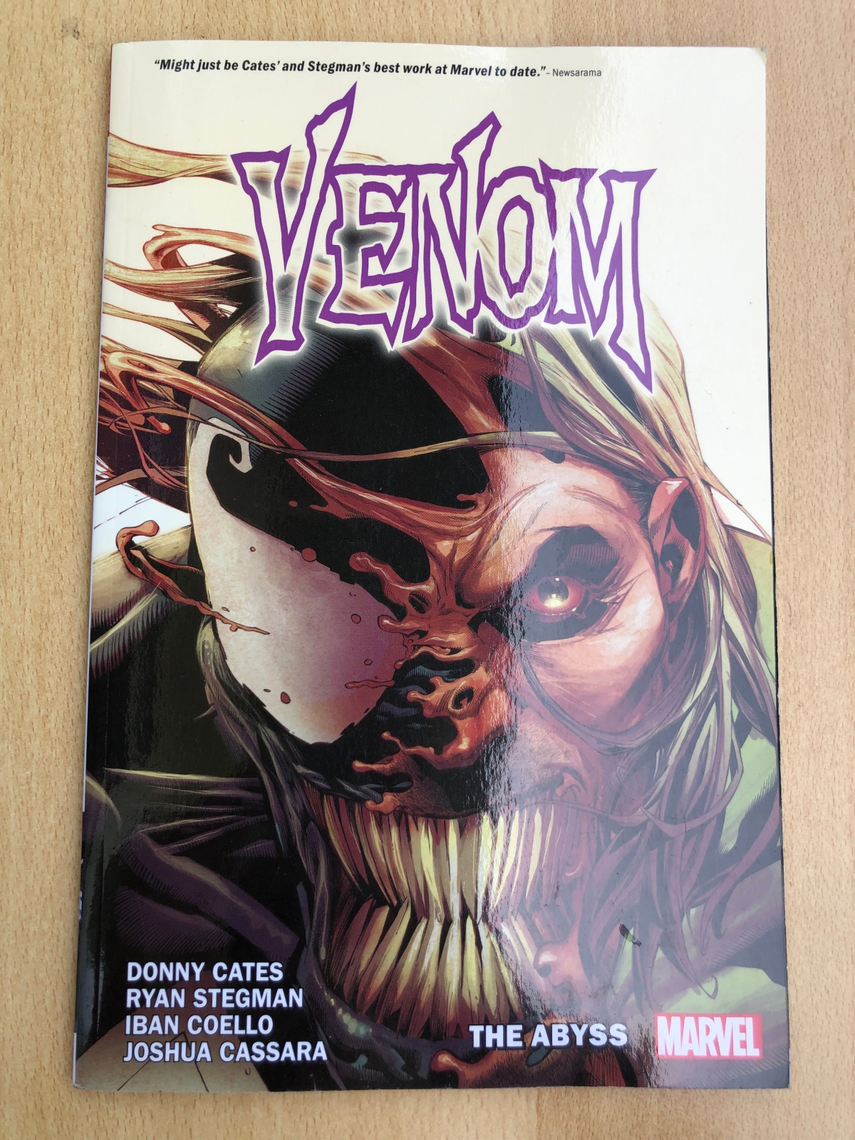 Venom Vol. 2: The Abyss |Review