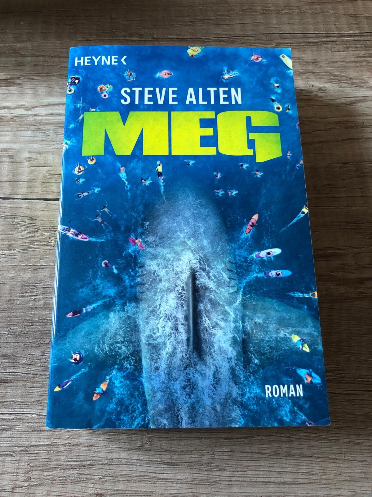 Meg (Roman) |Review