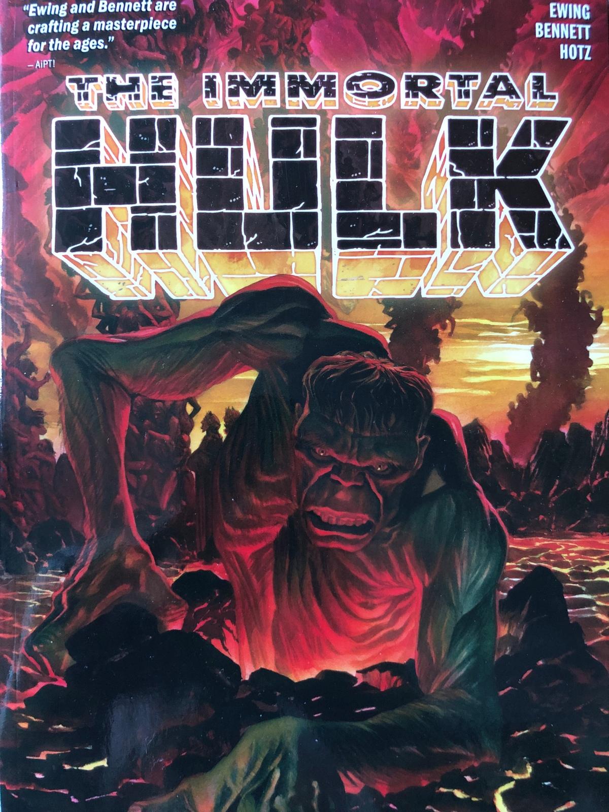 The Immortal Hulk Vol. 3 Hulk in Hell | English Review#12