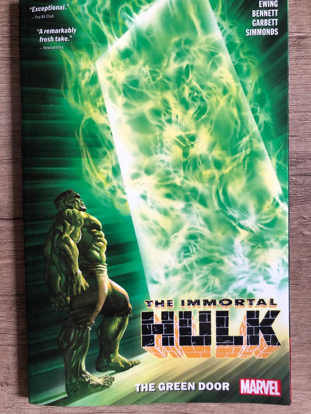 The Immortal Hulk Vol. 2: The Green Door | English Review#9