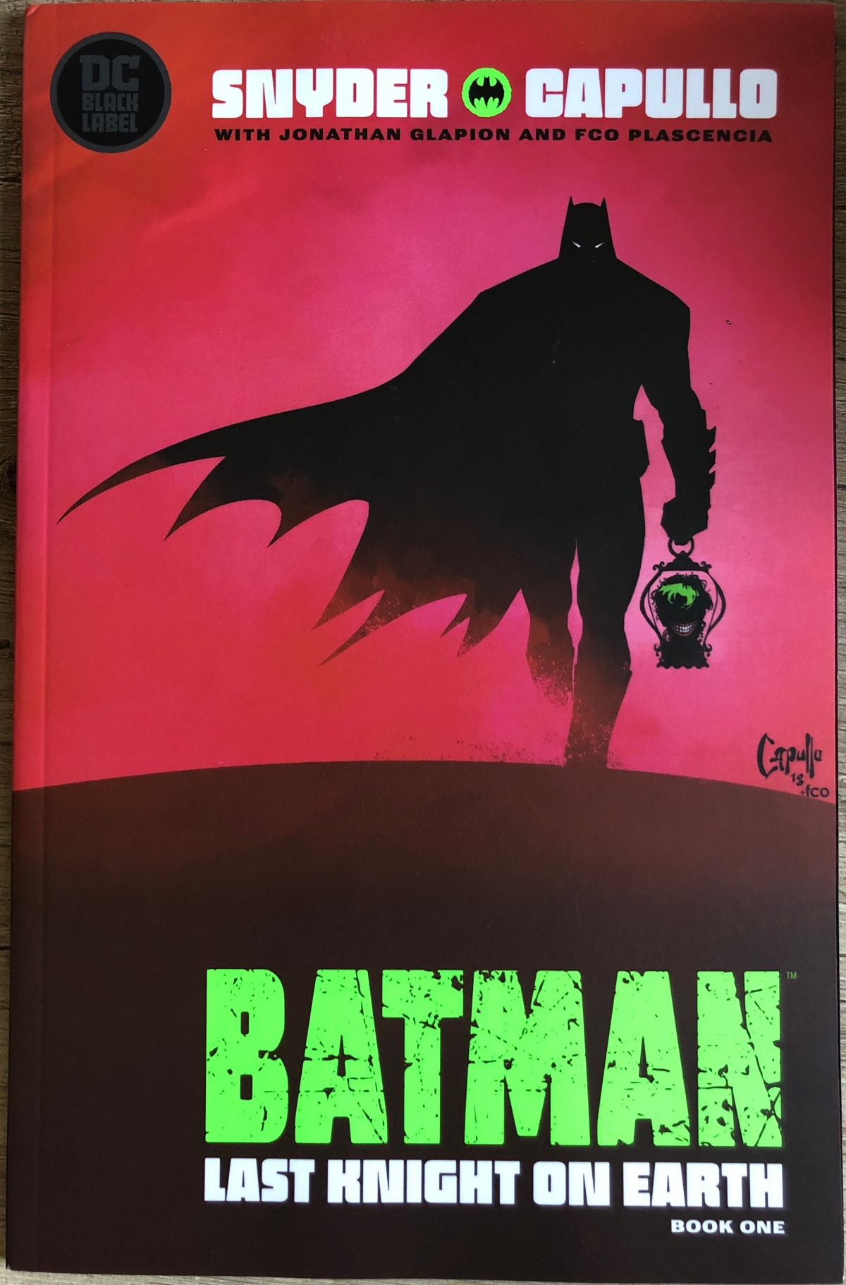 Batman: Last Knight on Earth Book One | English Review#10