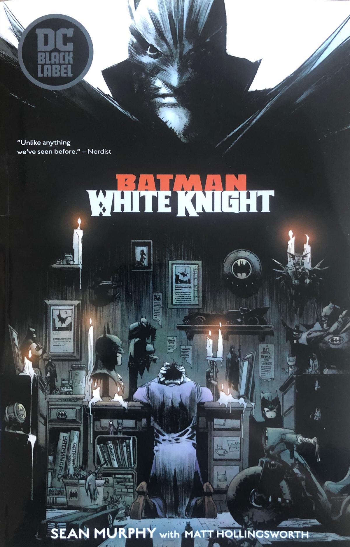Batman: White Knight | English Review#17
