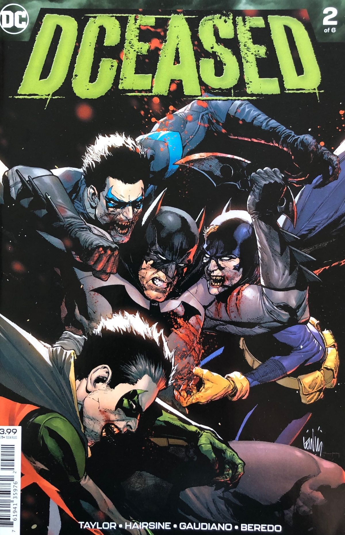 DCEASED #2 |English Review#19