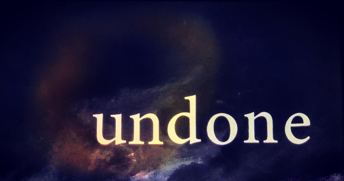Undone (Amazon Original) Staffel 1 |Review