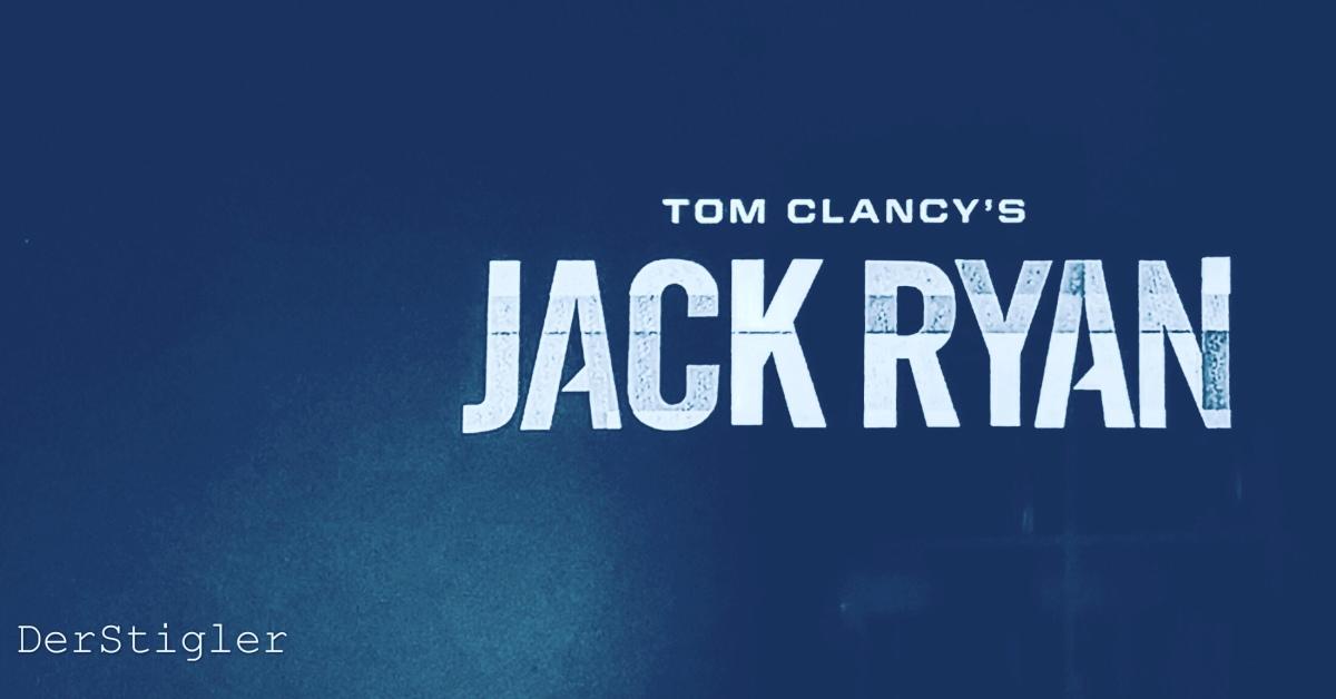 Tom Clancy's Jack Ryan (Amazon Original) Staffel 2 |Review