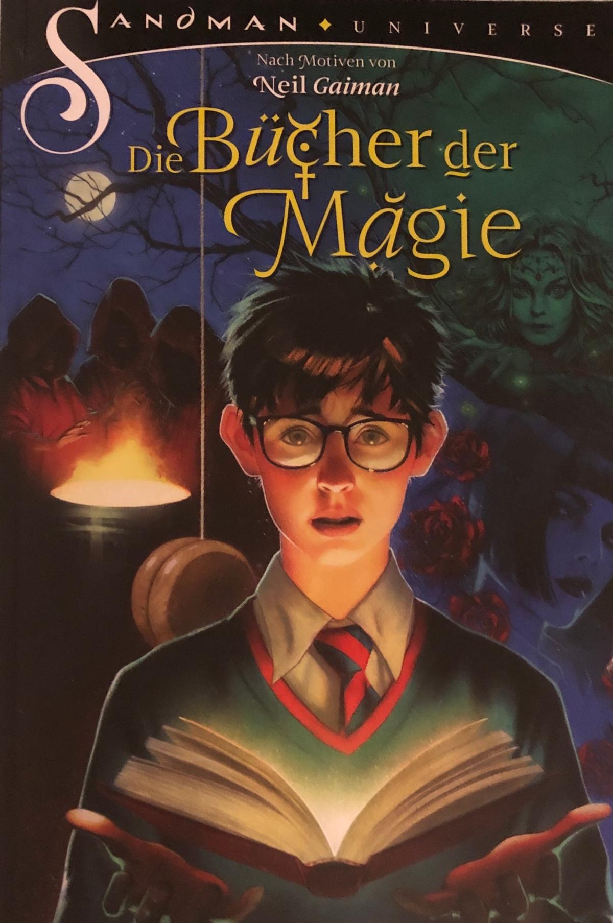 Die Bücher der Magie Band 1 |Review