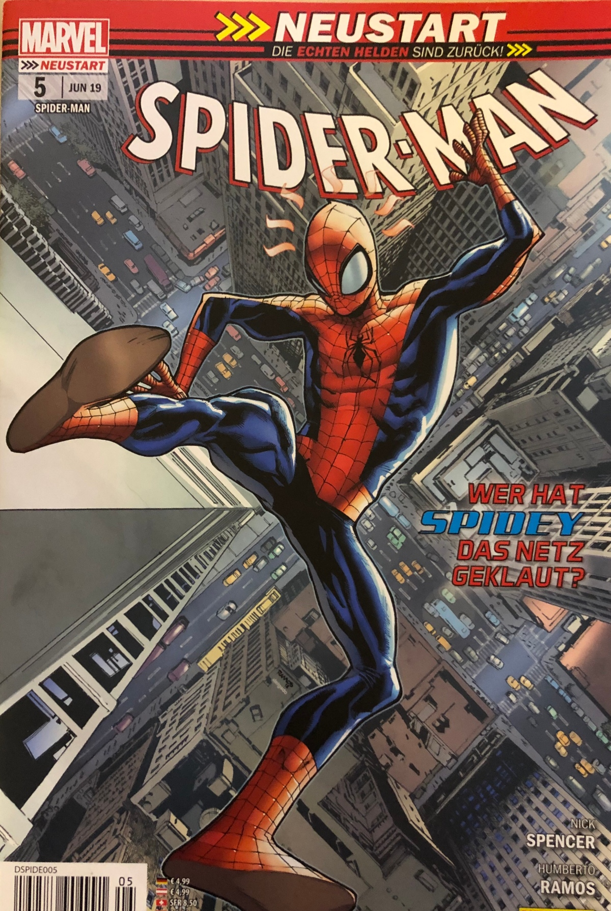 The Amazing Spider-Man #7 & #8 |Review
