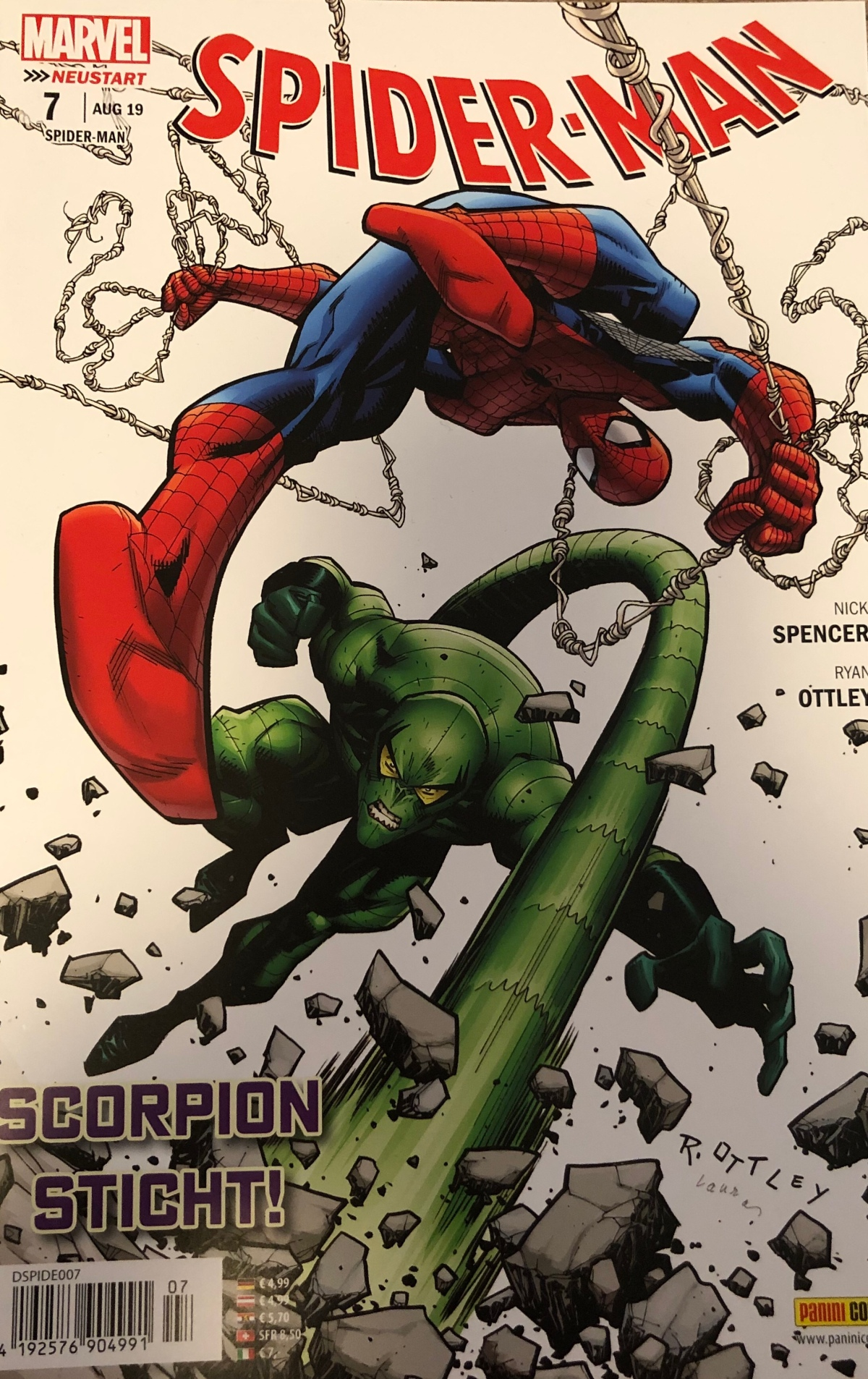 The Amazing Spider-Man #11 & #12 |Review