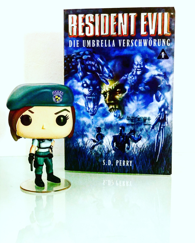 Resident Evil Band 1: Die Umbrella Verschwörung |Review