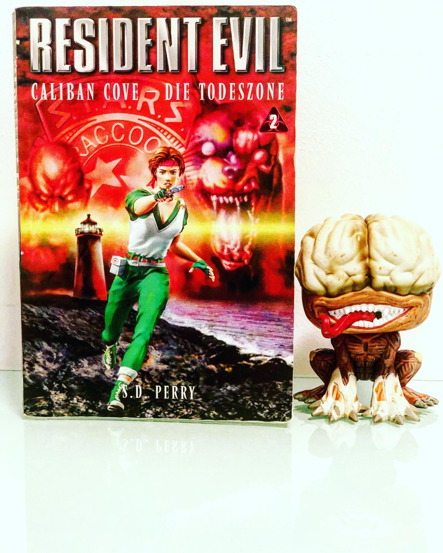 Resident Evil Band 2: Caliban Cove – DieTodeszone