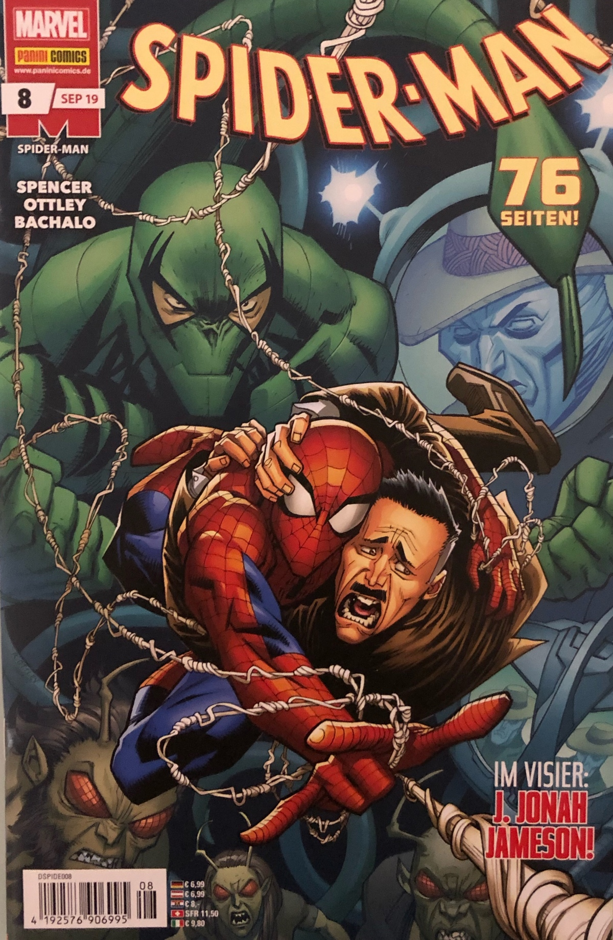 The Amazing Spider-Man #13 |Review