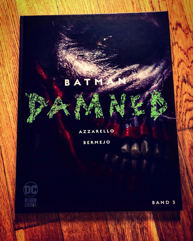 Das Finale des Wahnsinns! | Batman Damned 03 |Gedankenspiel