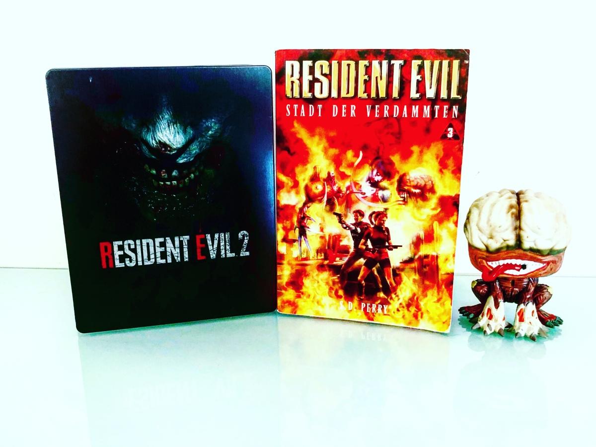 Resident Evil Band 3: Stadt der Verdammnis |Review