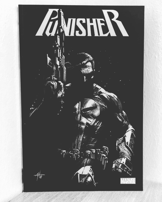 Punisher Band 1: Krieg gegen Alle (Marvel Neustart) |Review