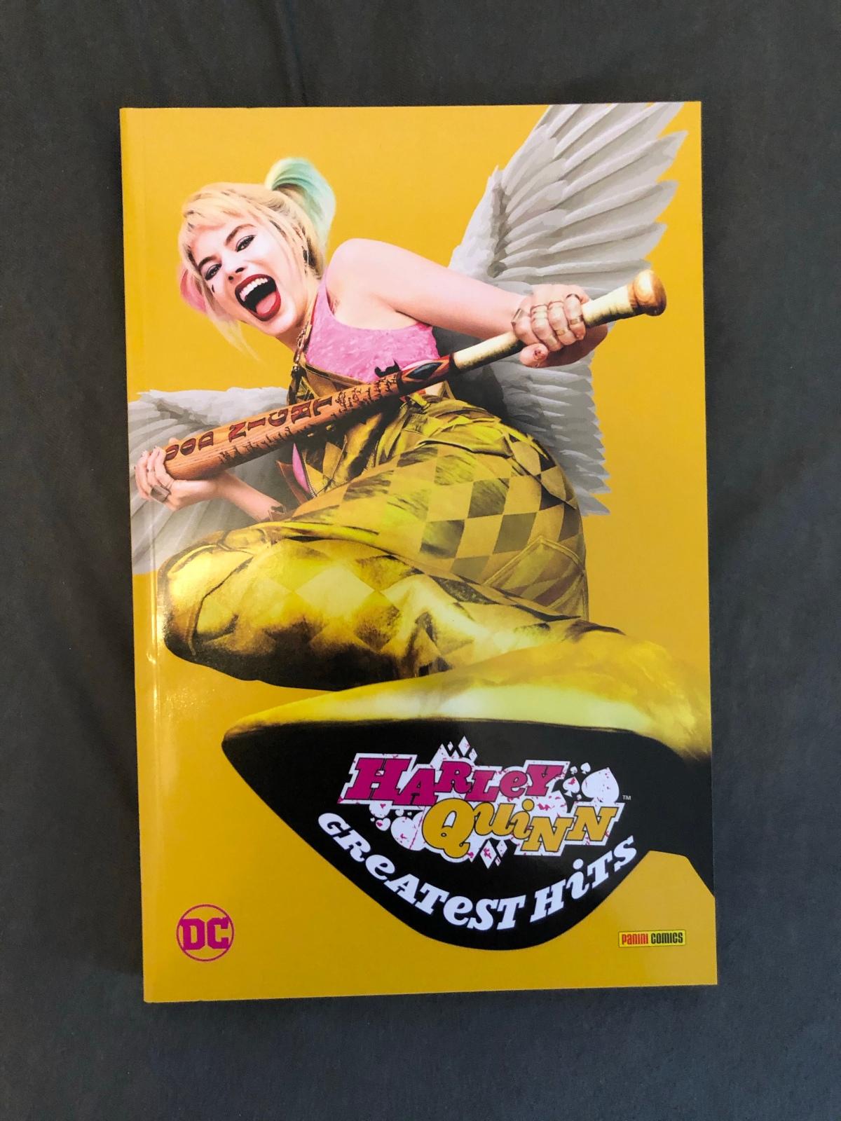 Birds of Prey: The Emancipation of Harley Quinn Gewinnspiel! [unbezahlte Werbung/Kooperation] VORBEI