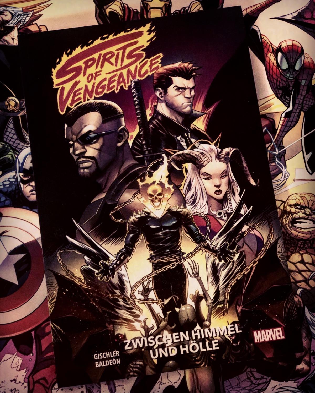 Spirits of Vengeance: Zwischen Himmel & Hölle |Review
