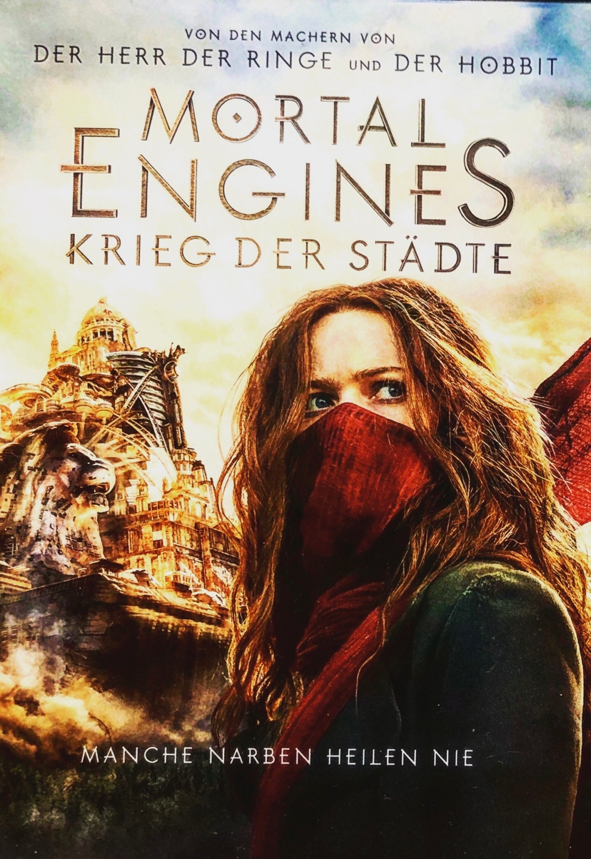 Mortal Engines |Review