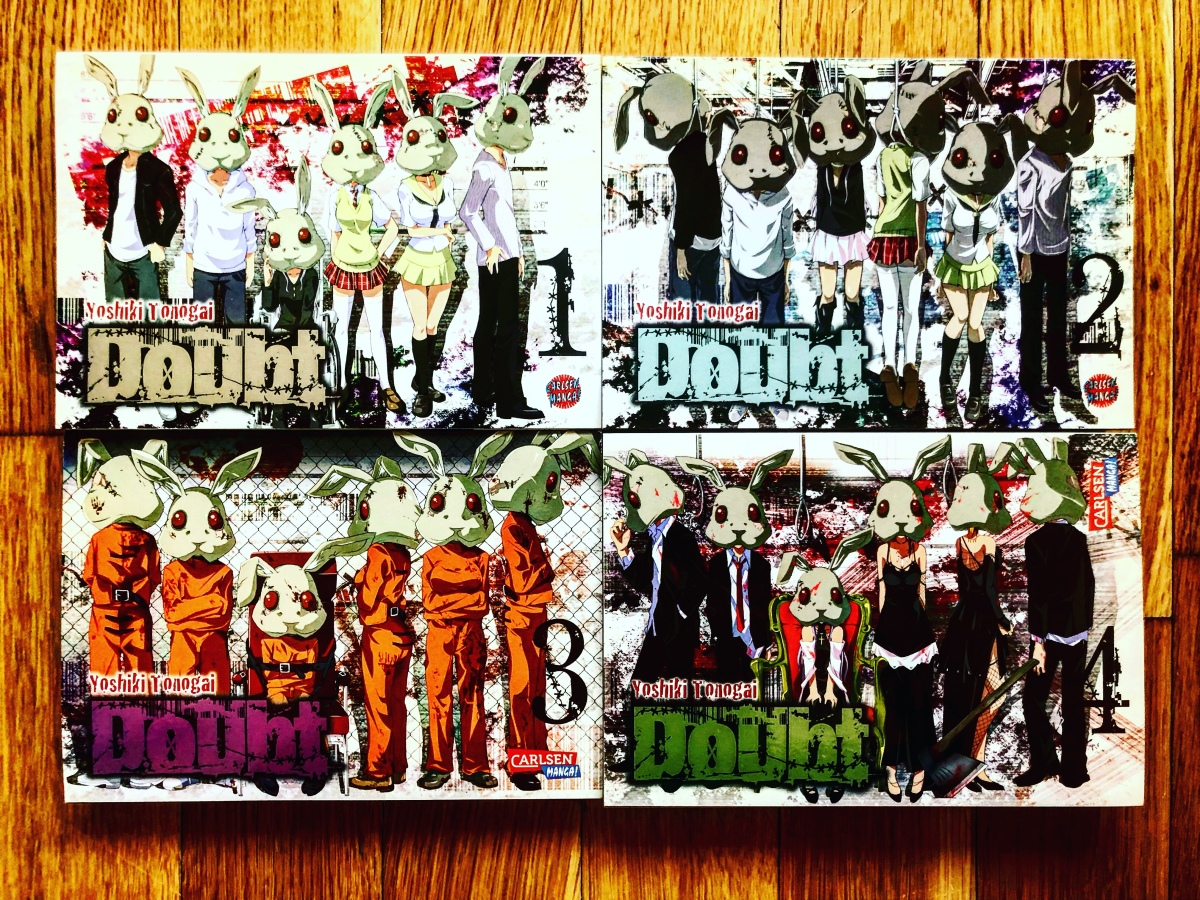Doubt (Manga) |Review