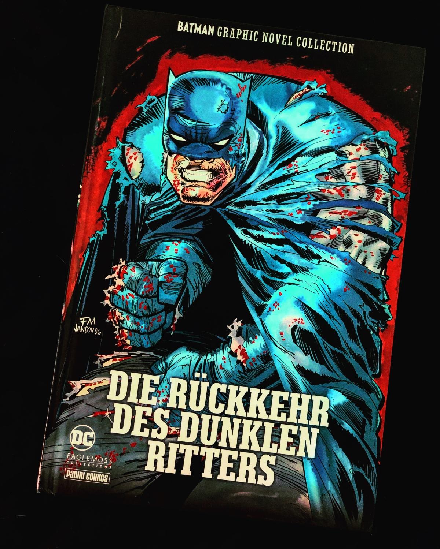 Batman: Die Rückkehr des dunklen Ritters | Review |  Batman Graphic NovelCollection
