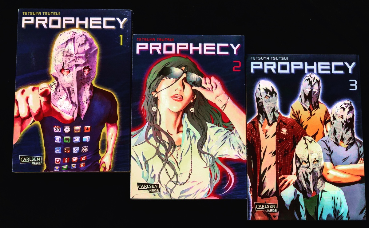Prophecy (Manga) |Review