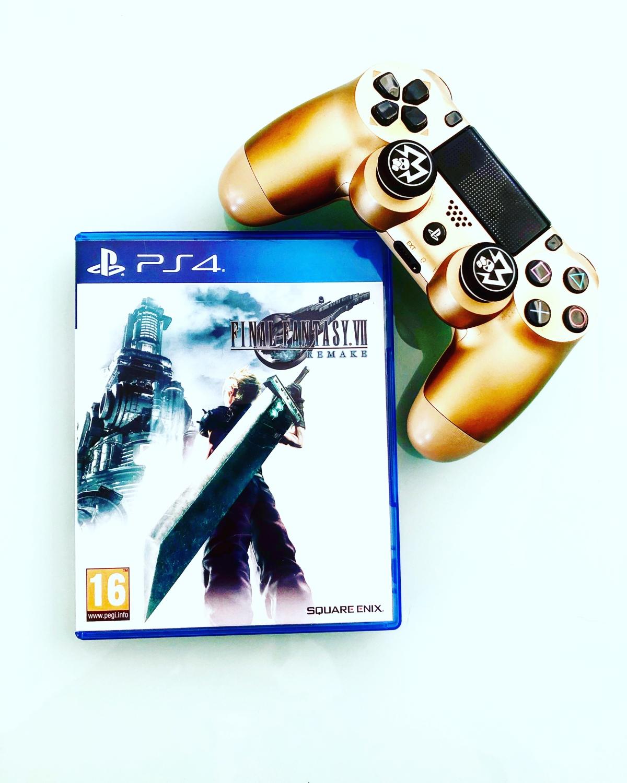 Final Fantasy VII Remake | Review | Teil B: Gameplay &Technik