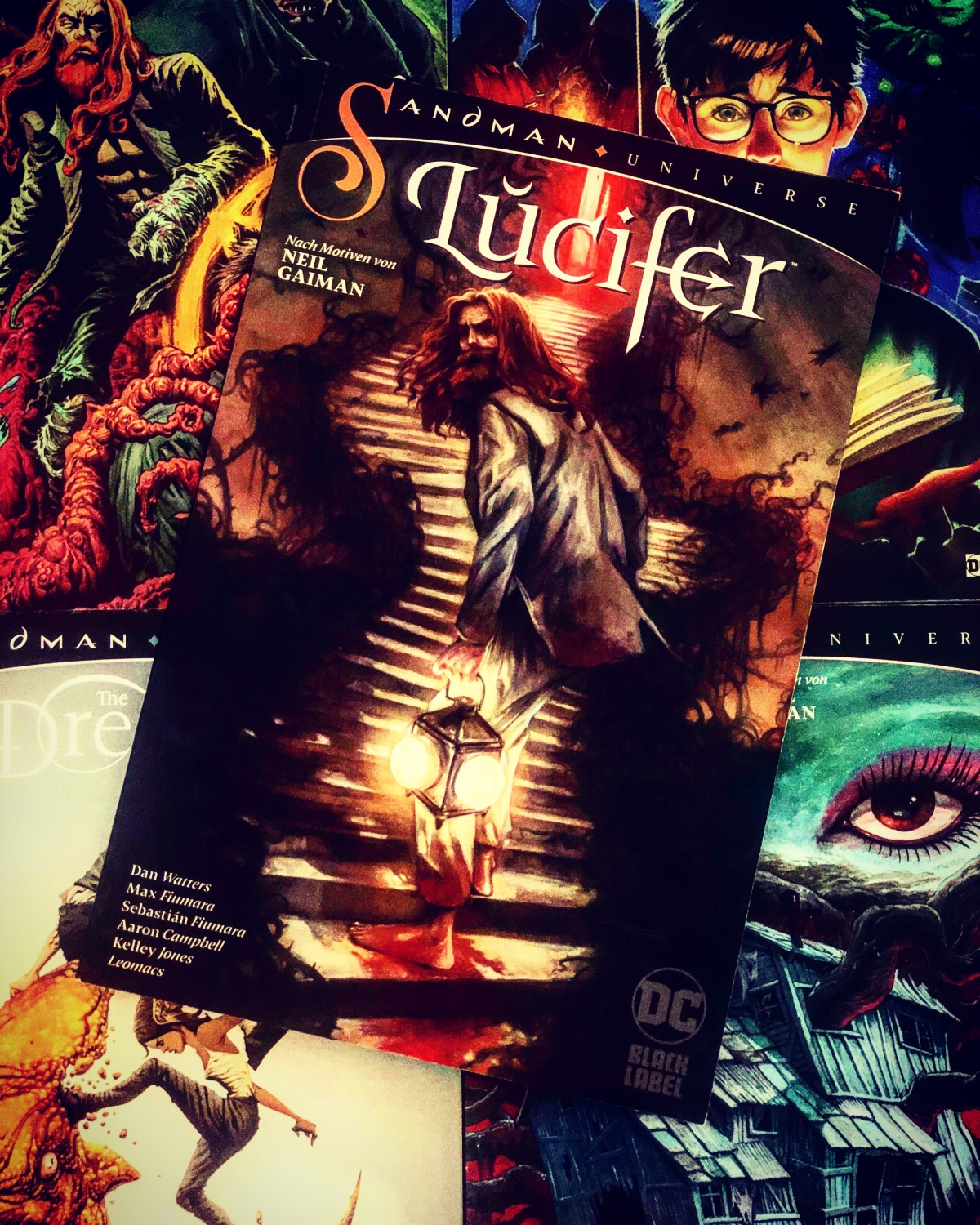 Lucifer Band 2 |Review