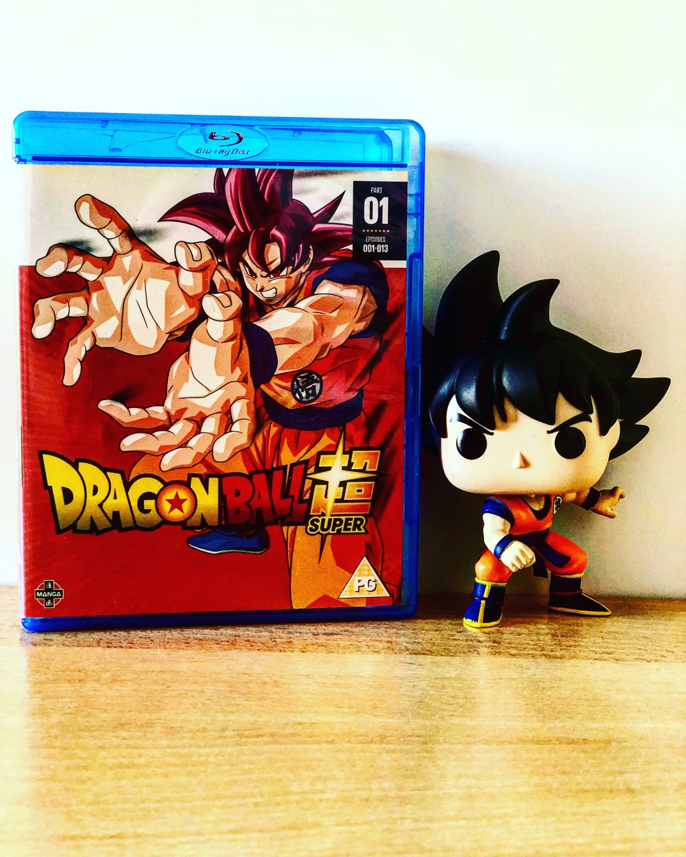 Dragon Ball Super Vol. 1: EP.: 01 – 13 |Review