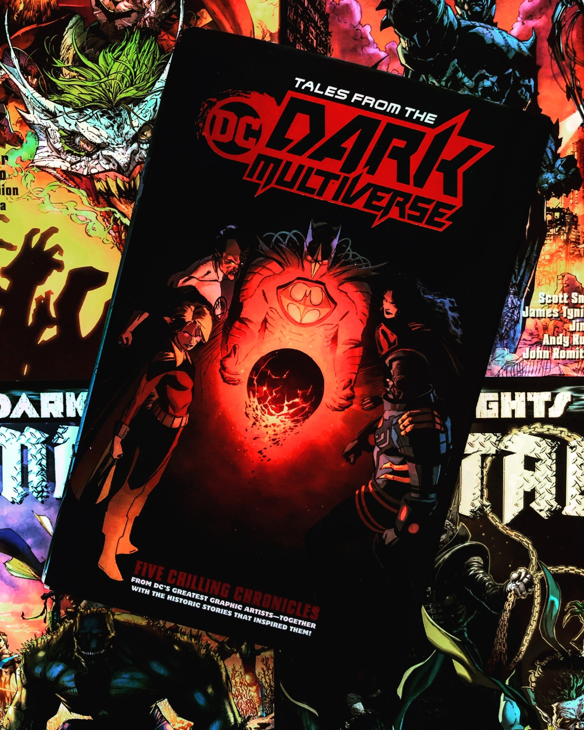 Tales from the Dark Multiverse #2: The Death ofSuperman