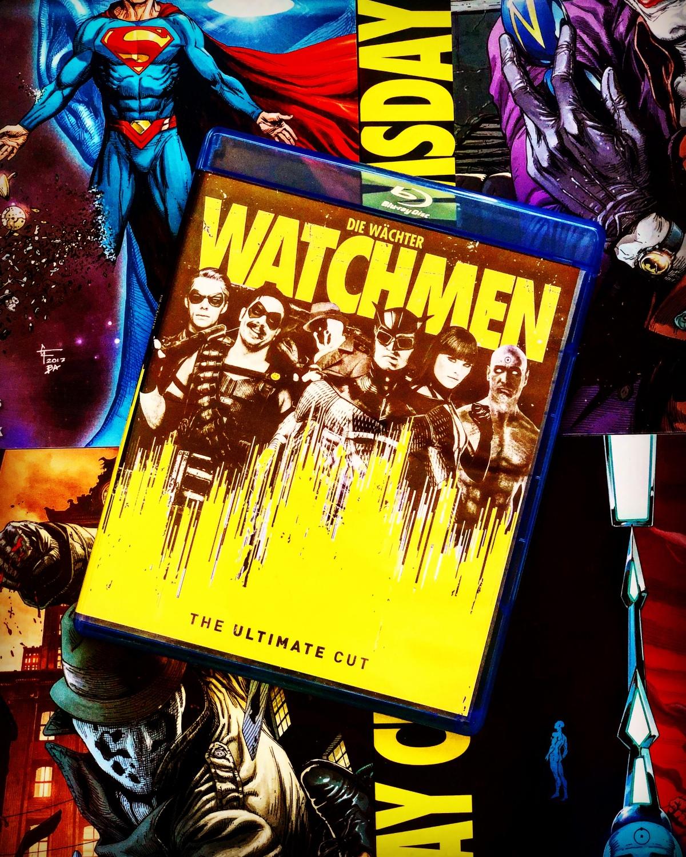 Watchmen (Ultimate Cut) | Gedankenspiel [Kultfilm#7]