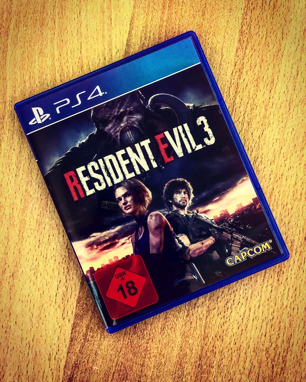 Danke Capcom! | Resident Evil 3 (Remake) | Review[PS4]