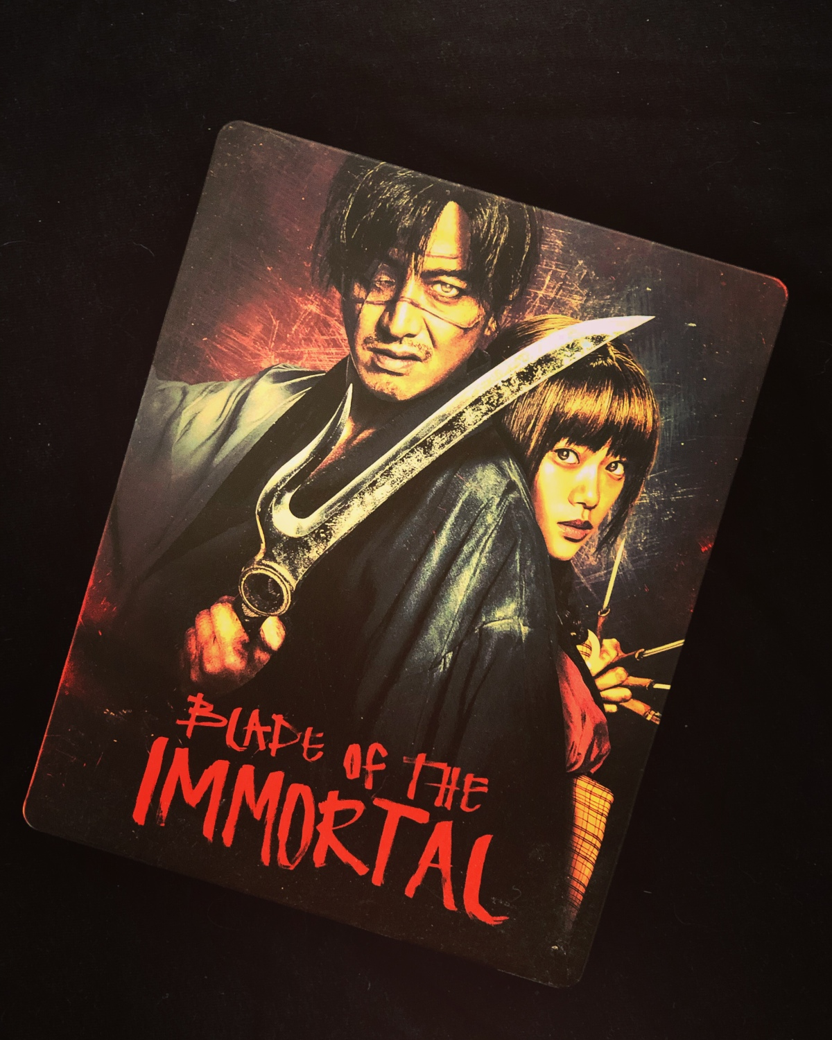 Blade of the Immortal (Film) |Review