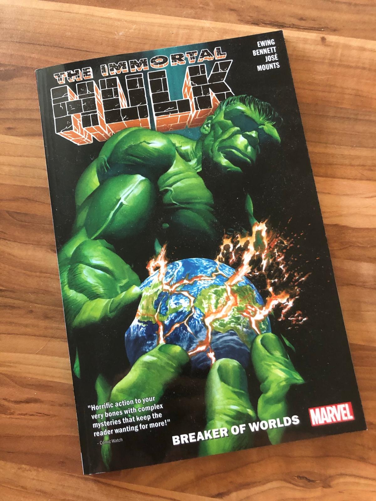 The Immortal Hulk Vol. 5: Breaker of Worlds |Review