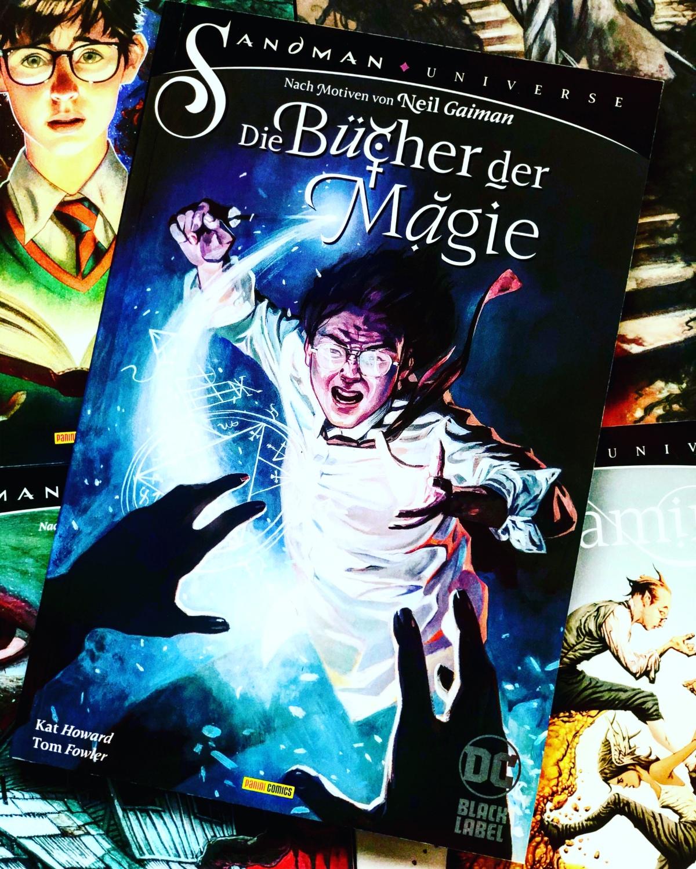 Die Bücher der Magie Band 2 |Review
