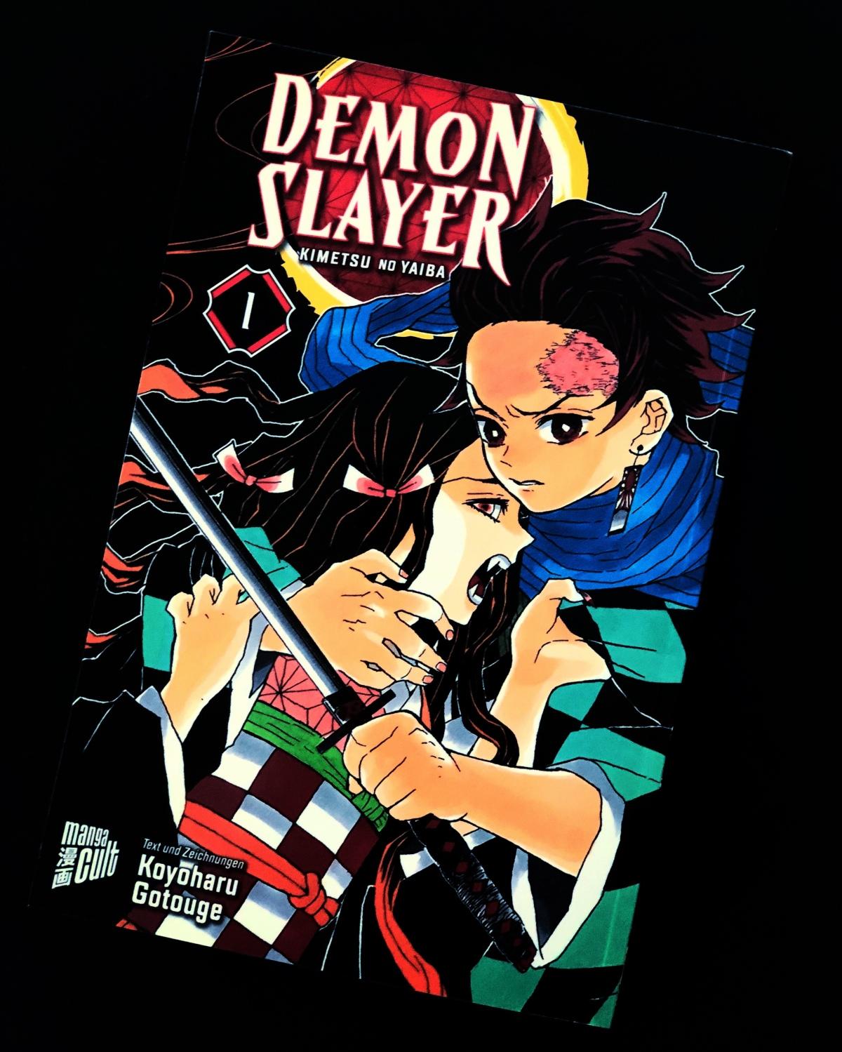 Demon Slayer – Kimetsu no Yaiba 01 |Review
