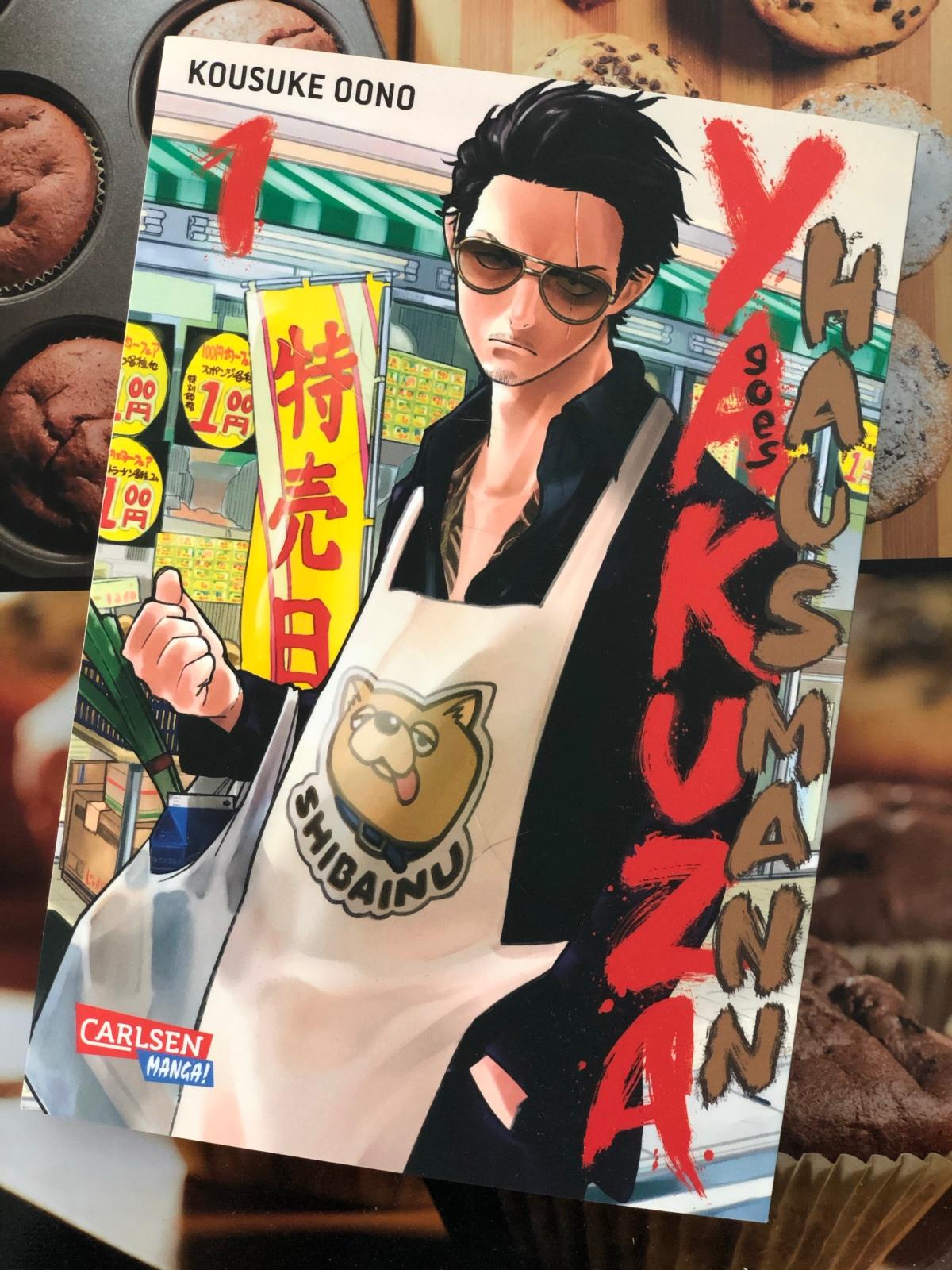 Yakuza goes Hausmann 1 |Review