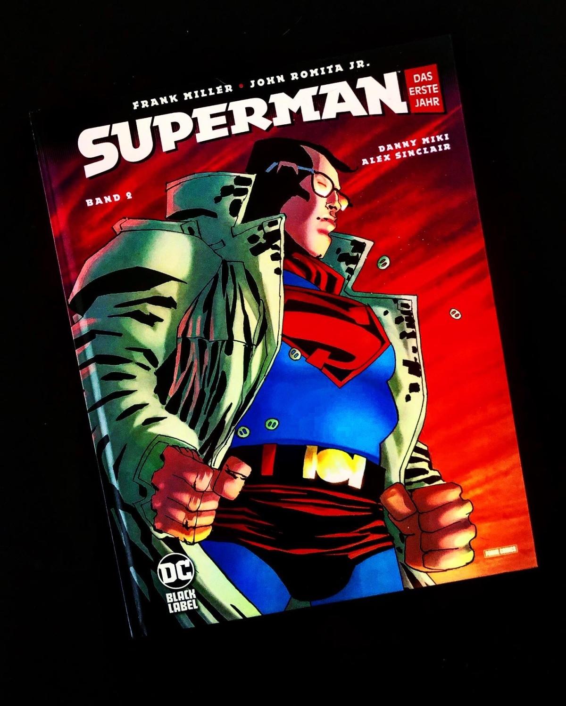 Superman: Das erste Jahr Band 2 |Review